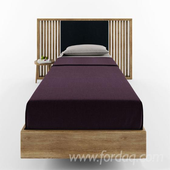 Wholesale Contemporary Oak Beds Ukraine