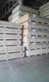 Drewnianych Desek  Z Całego Świata - Złożonych Drewnianych Paneli  - Płyta HDF, 9,4; 11,4 mm