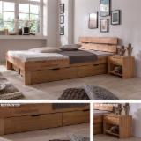 Mobilier Dormitor - Cumpar Paturi Contemporan Foioase Europene Stejar