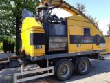 Forstmaschinen Trommelhacker - Gebraucht Europe Chipper C1175 C1175 , 650pk Penta D16 2012 Trommelhacker Niederlande