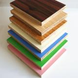 Asia Parquet - Melamine Board, Poplar