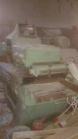 COSMEC Woodworking Machinery - Used COSMEC Gang Rip Saws With Roller Or Slat Feed For Sale Romania