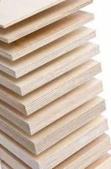 Find best timber supplies on Fordaq - Bitte Eriksson Invest AB - Russian Birch Plywood, 4-40 mm