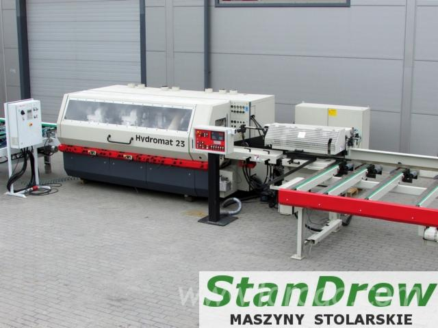 Used-Weinig-Hydromat-23E-Moulding-Machine