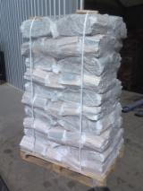 Firewood, Pellets And Residues Air Dried 24 Months - Natural Barbecue Beech Wood, Hardwood Cooking Chungs FSC