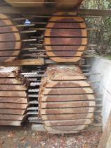 Unedged Softwood Timber - FSC California Redwood, Sequoia  Boules 32;  50;  65;  80;  100 mm from Germany, Hessen
