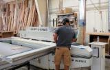 JENKINS Woodworking Machinery - Used 2007 JENKINS 5104 CNC Shape & Sand