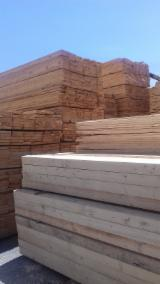 Russia Sawn Timber - 25-100 mm Shipping Dry (KD 18-20%) Spruce Russia