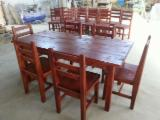 Restaurant Tables Contract Furniture - Contemporary Fir (Abies Alba) Restaurant Tables Romania