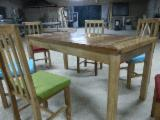 Fir Contract Furniture - Contemporary Fir (Abies Alba) Restaurant Tables Romania