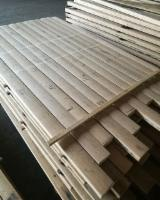 null - Fresh Sawn Oak Timber from Veneer Logs, 22-38 mm thick