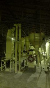 OGM Woodworking Machinery - New OGM OGM-1,5 Pellet Production Line For Sale Ukraine