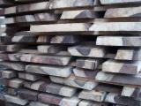 Hardwood  Unedged Timber - Flitches - Boules - Loose