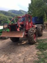 Oprema Za Šumu I Žetvu Zglobni Tegljač - Zglobni Tegljač -- Polovna Rumunija