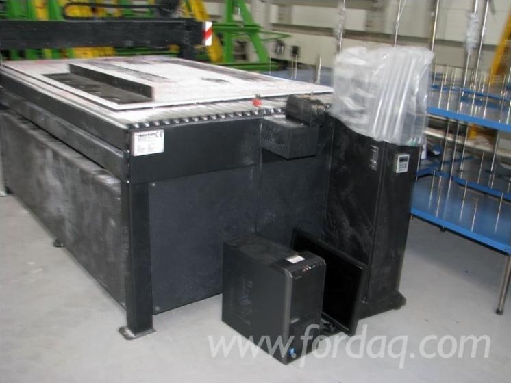 Moulding Machines For Three- And Four-side Machining MEGAPLOT XMD46 Б / У Польща Для Продажу