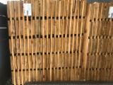 Belgium Supplies - Square Edged Oak Planks, Fixed Width, 27 mm Thick
