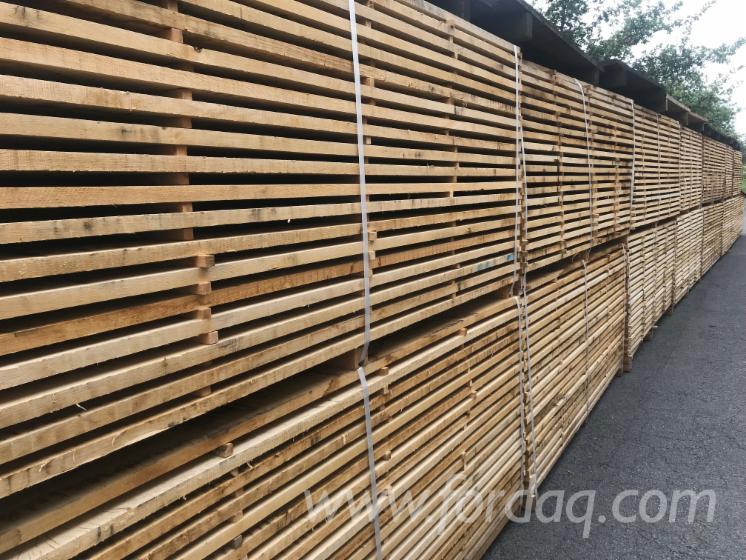Kd oak planks 27 x 240 mm