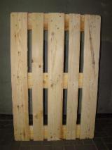 Trouvez tous les produits bois sur Fordaq - Peterkoks, Ltd. - Vend Euro Palette EPAL Nouveau Lettonie