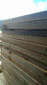 Pallets en Verpakkings Hout - Siberische Spar, 700 m3 per maand