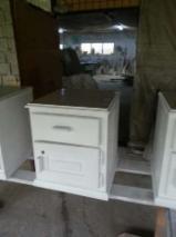 Mobilier Dormitor - noptiera lemn - 356 lei
