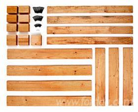 We are looking for precut lumber (pinus sylvestris) according