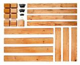 Pallets, Packaging And Packaging Timber Asia - We are looking for precut lumber (pinus sylvestris) according to ISPM15 Standard for euro 1 palette production