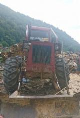 Tractor Articulat - Taf motor perkins - 135000 lei, negociabil