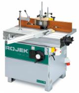 Woodworking Machinery - New Rojek Round Rod Moulder For Sale Romania