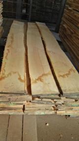 Ash un-edged lumbers