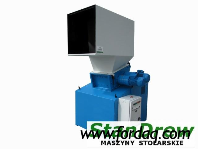 Used-Two-Shaft-Mill-for-Sale