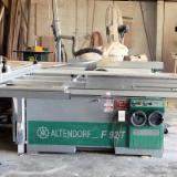 Altendorf Woodworking Machinery - Used 2001 ALTENDORF F-92T Sliding Table Saw