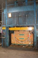Plywood Press For Contoured Surfaces And Mouldings - Used NEMETH ENGINEERING 36-92 Curved Plywood Press