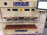 UNIQUE Woodworking Machinery - Used 2008 UNIQUE 3450 Double End Tenoning Machine
