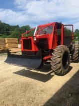 Tractor Articulat - Vând TAF ( Tractor Articulat Forestier)
