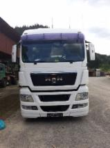 MAN Woodworking Machinery - Used MAN Truck For Sale Romania