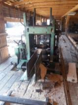 Log Band Saw Vertical - Used -- Log Band Saw Vertical For Sale Romania