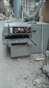 CML Woodworking Machinery - Used CML 450T500 1999 Double And Multi Blade Saws For Sale France