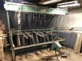 Used Taylor 40 Section Clamp Carrier 8.5' Wide