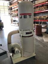 Used Jet Model DC-1100VX 1.5 Hp Dust Collector