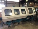 Used Wadkin Model XE 220 6-Head Through Feed Moulder