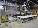 Used Northwood Model CS285 Twin Table CNC Router with