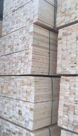 Pallet Y Embalage De Madera Asia - Madera para pallets Pino Silvestre  - Madera Roja Secado Natural Al Aire (AD) Ukraine