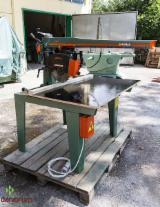 Stromab Woodworking Machinery - Used Stromab ---- Circular Resaw For Sale Romania