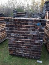 Slovacchia forniture - Vendo Carpenteria, Travi, Squadrati In Legno Rovere 60 mm