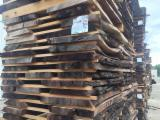 Unedged Hardwood Timber - Black Walnut Loose Italy