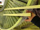 Toptan Ahşap Cephe Kaplamaları – Duvar Panelleri Ve Profiller - Solid Wood, Gürgen, Profilli Çıtalar