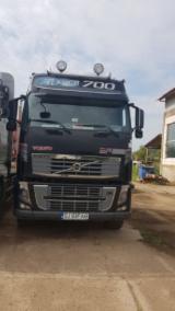 Camioane Transport Busteni Lungi - Volvo fh 16 -700 forestier