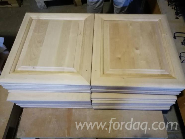 Birch Kitchen Cabinets from China