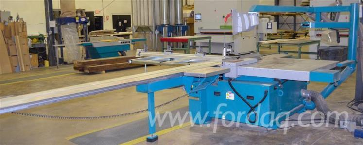 Used 2016 MARTIN T 70 Sliding Table Saw