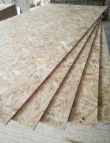 Poplar, Pine, Hardwood OSB, 8-18 mm